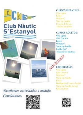 CLUB NAUTICO S´ESTANYOL