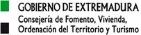 Gobierno de Extremadura - Consejería de Foemento, Vivienda, Ordenación del Territorio y Turismo: 15px;